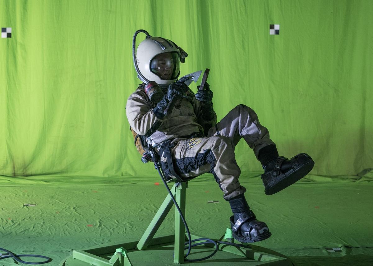 首部宇宙科幻韓片《勝利號》將啟航 宋仲基難掩興奮自比國家代表隊