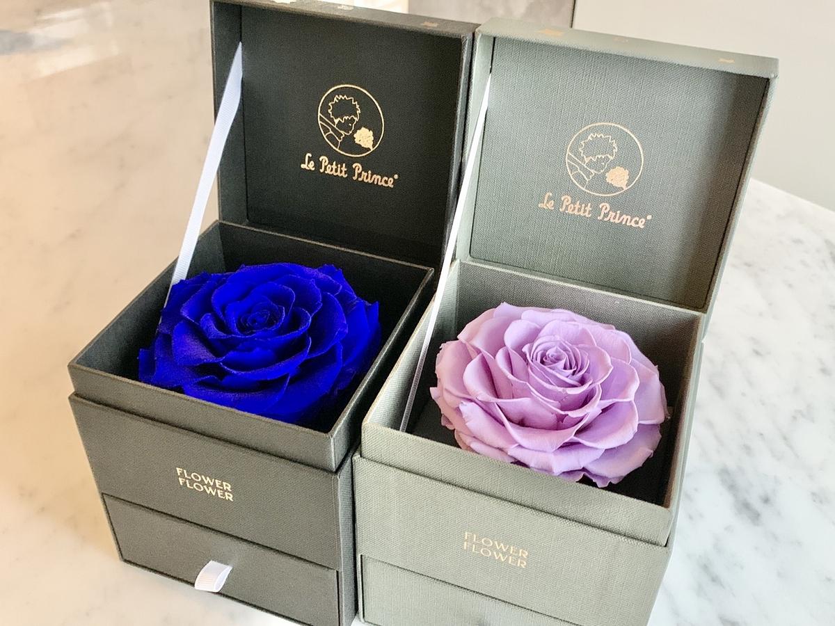 玫瑰界愛馬仕+珠寶盒太夢幻!FLOWER FLOWER花的X小王子聯名情人節禮,獻上最純粹的愛情