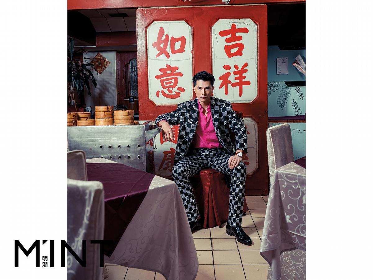 封面專訪/我的減法人生  邱澤