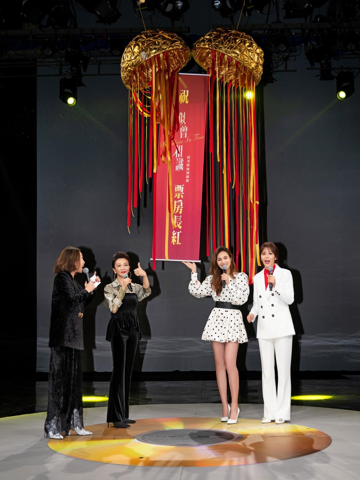 千人場開唱劉品言嚷緊張!聯手唱將范怡文、林芯儀耍辣熱舞