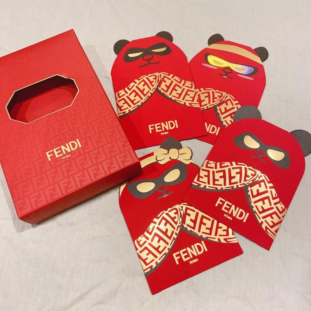 霸氣又滿滿創意!愛馬仕、DIOR、GUCCI…精品紅包袋大盤點,讓人好想收藏