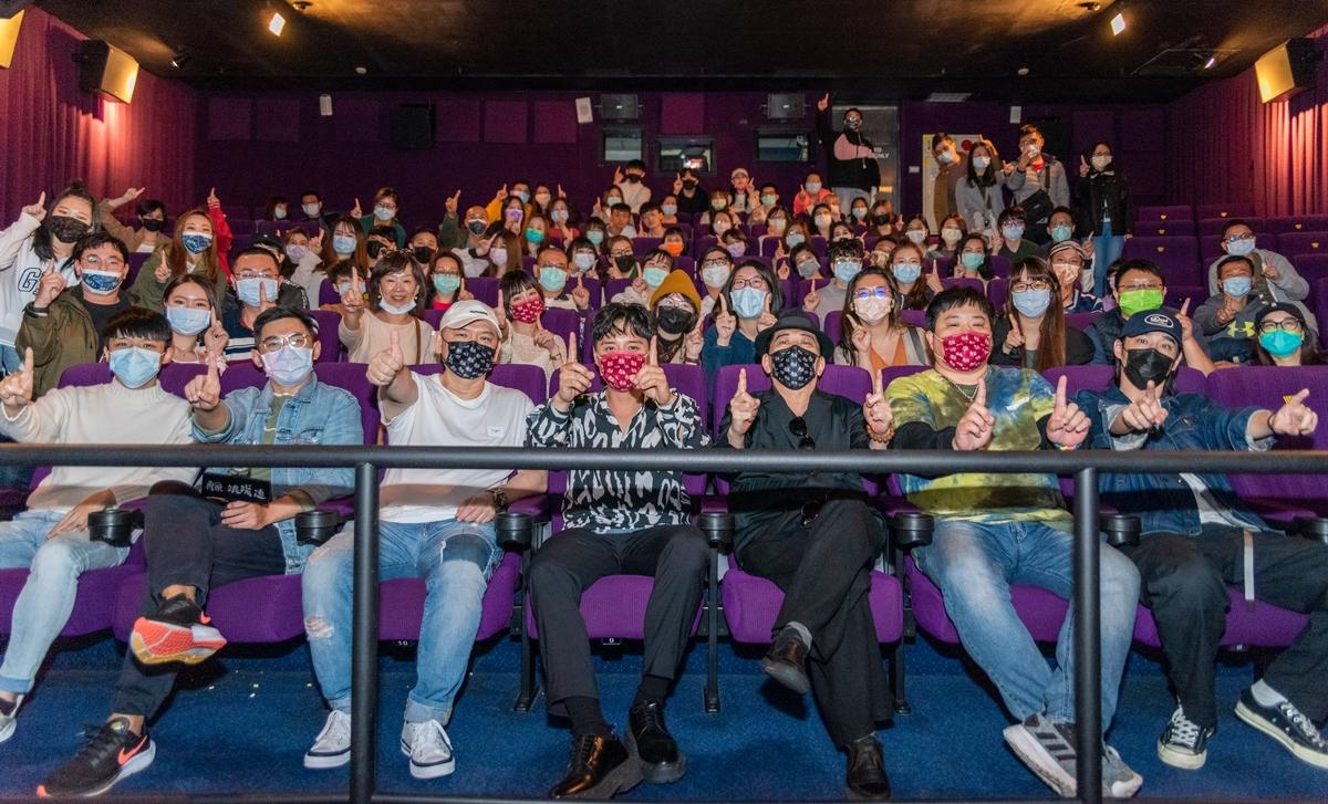 《角頭—浪流連》3天狂賣2400萬超越《角頭2》!鄭人碩過年不休假跑場會觀眾