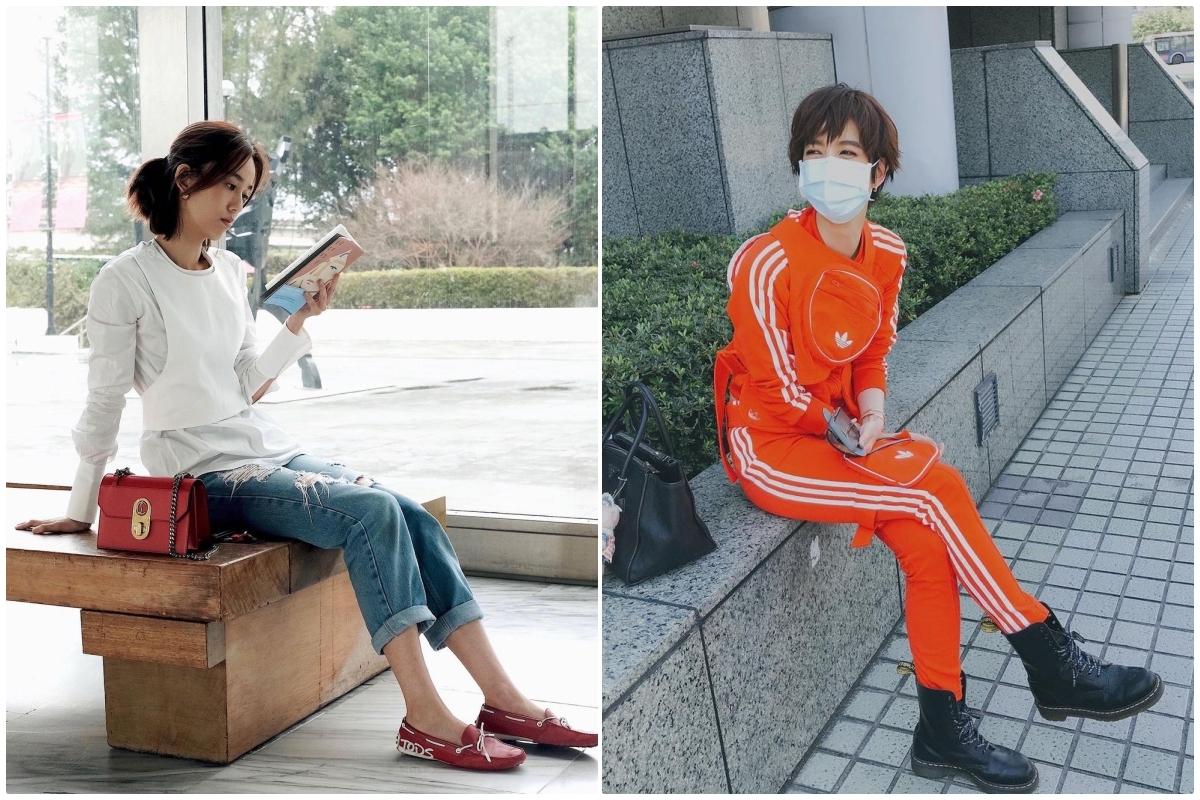 亞洲女孩怎麼穿紅色才好看?從楊丞琳、陳庭妮、曾之喬學紅色穿搭術,時髦喜氣又有女人味