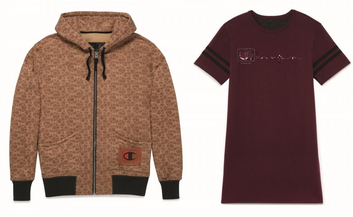 新的一年跟老蕭一起耍帥無敵!COACH X CHAMPION 限量聯名:T-SHIRT、大衣外套款款都驚喜