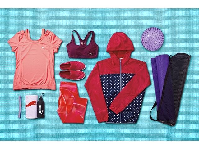 夏季運動時髦穿搭提案-打造完美運動衣櫥