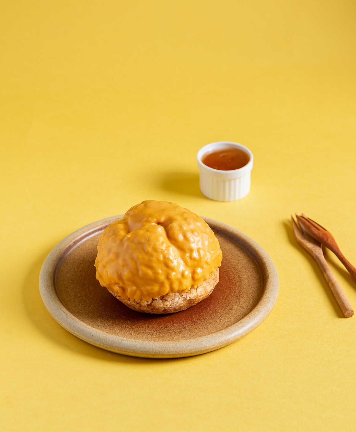 PABLO X全家首度聯名7款新品  起司控必吃「杏桃乳酪舒芙蕾、杏桃蕾雅泡芙、起司奶茶」