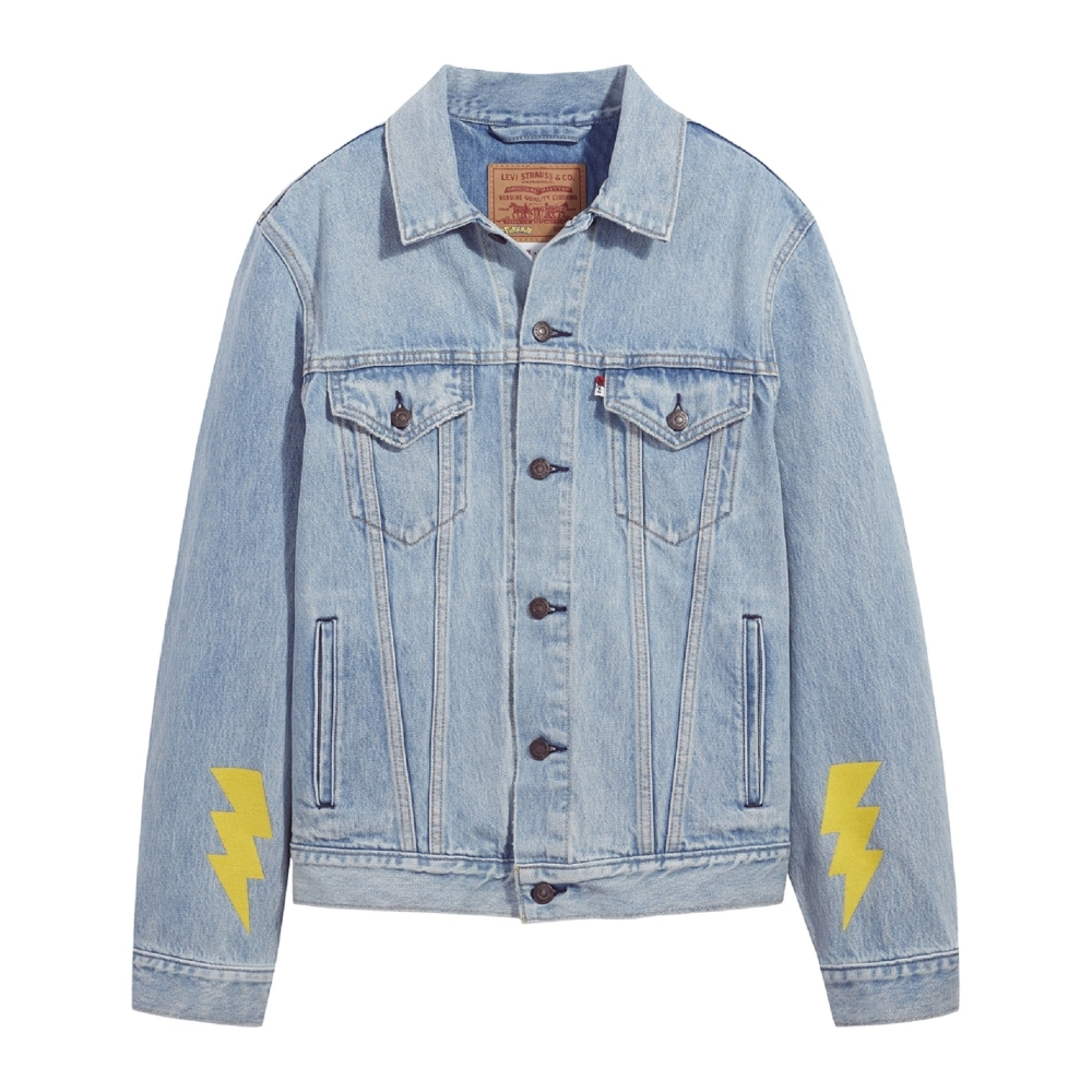 怎麼辦這有點可愛!LEVI'S® x POKÉMON聯名超放電~小包配件、丹寧外套又萌又帥氣