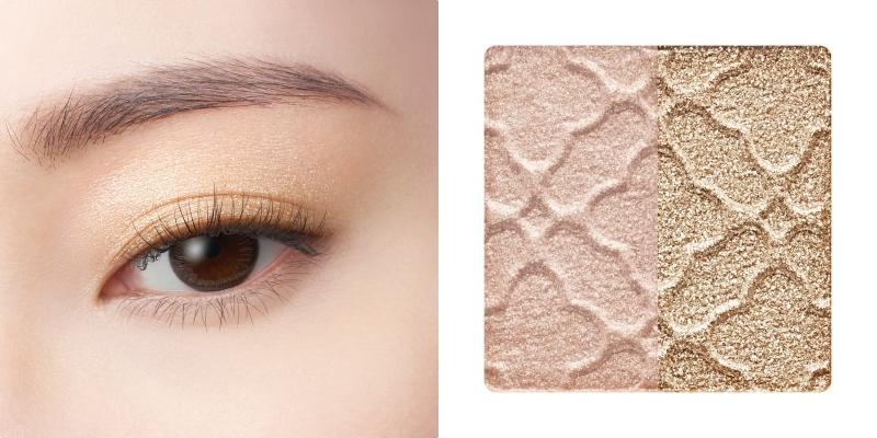 超實用、零廢色的春季眼影新色在這!想化身仙女下凡人間的高質感眼妝 ,絕對要買起來!