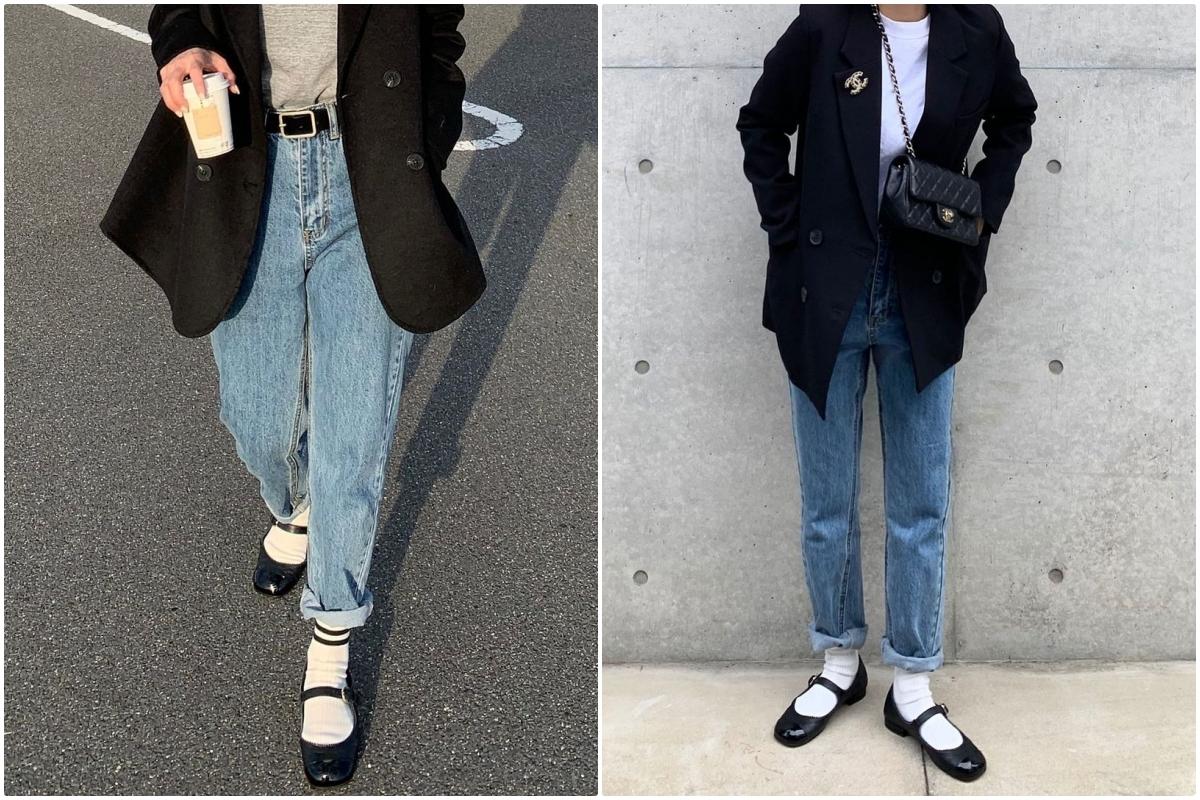 楊丞琳教你如何把直筒丹寧穿得好看!5種搭配推薦,讓你簡單穿出時髦感!