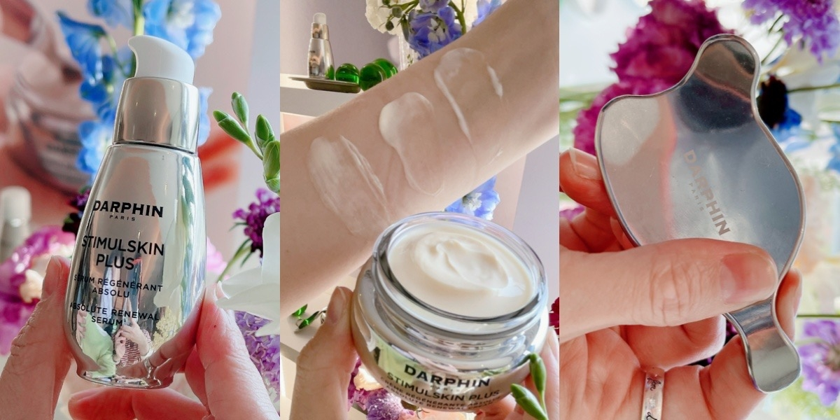 好厲害的按摩版!搭配完美的頂級精油乳霜質地,原來肌膚可以緊 到新高度!