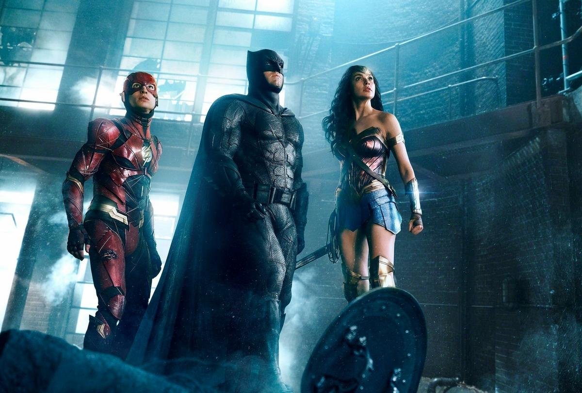 《查克史奈德之正義聯盟》3月18日上架!蝙蝠俠、小丑世紀同框必看