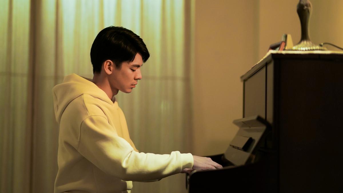 林柏宏為《火神的眼淚》得PTSD手抖 照練鋼琴圓兒時夢