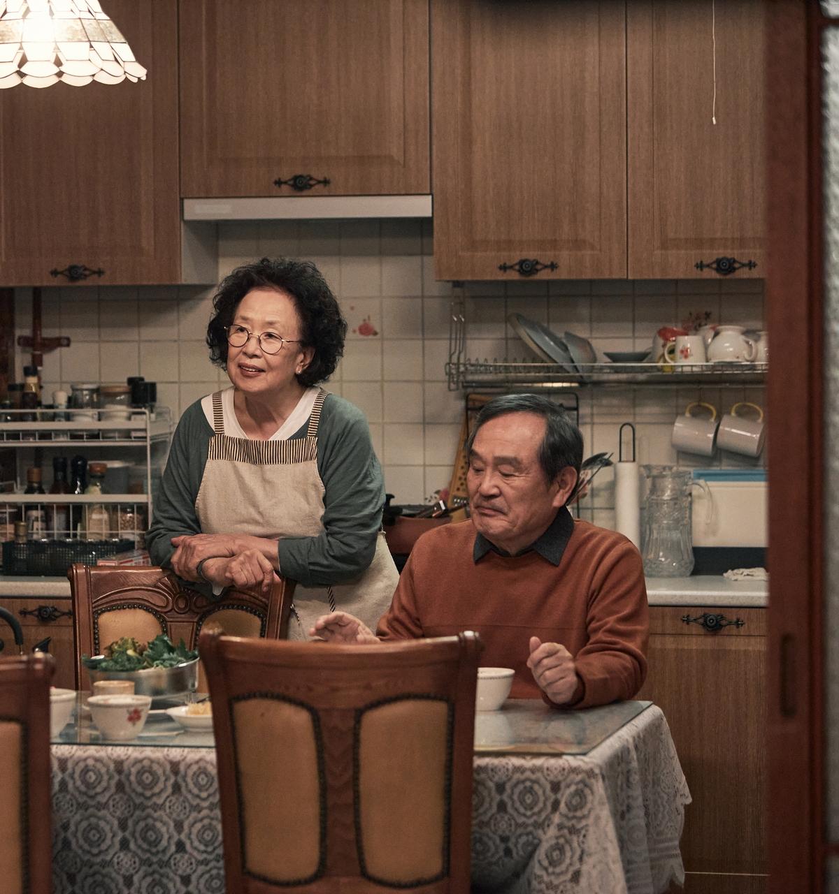 宋江讓「國民奶奶」羅文姬噴發「婆婆心」 懶得提螢幕CP朴仁煥