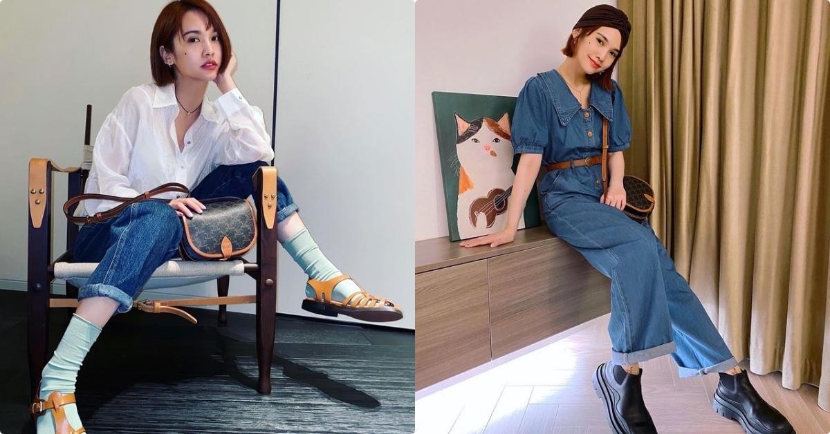 楊丞琳3大丹寧褲搭配秘訣學起來!不只顯瘦,還讓你跟女神一樣時髦