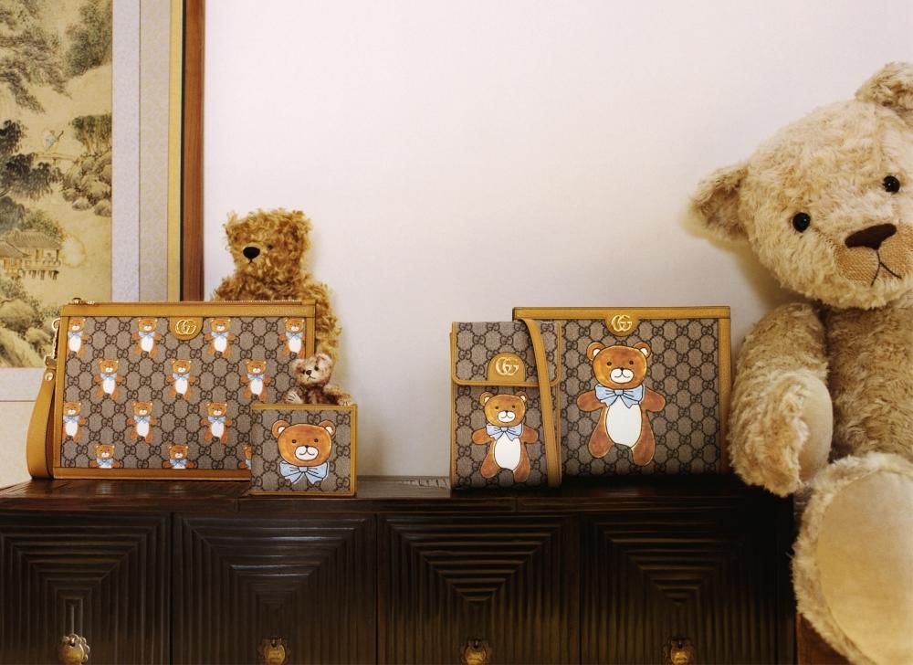 整個萌翻天!KAI × GUCCI聯名系列滿滿泰迪熊好Q,完整單品價格一次整理