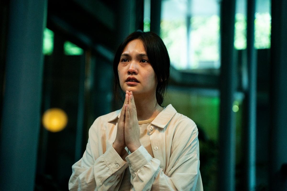 楊丞琳捲女童失蹤案! 自曝體質敏感演《靈語》狂失眠