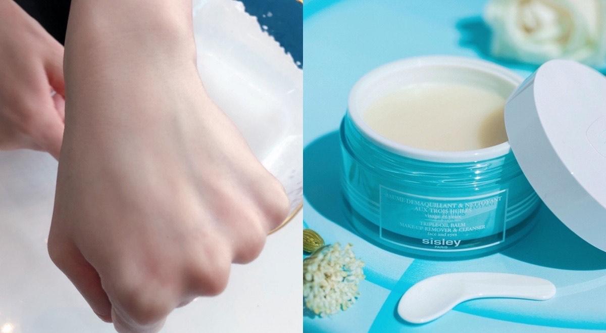 肌膚太幸福了,用過Sisley「極淨柔潤卸妝潔顏凝霜」,立刻愛上肌膚的明亮度和細緻度