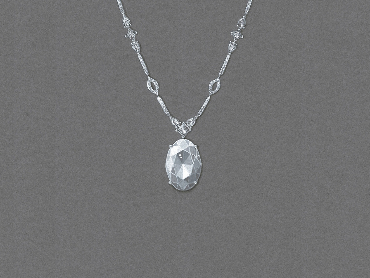 熠熠生光 The 1888 Master Diamonds頂級珠寶展