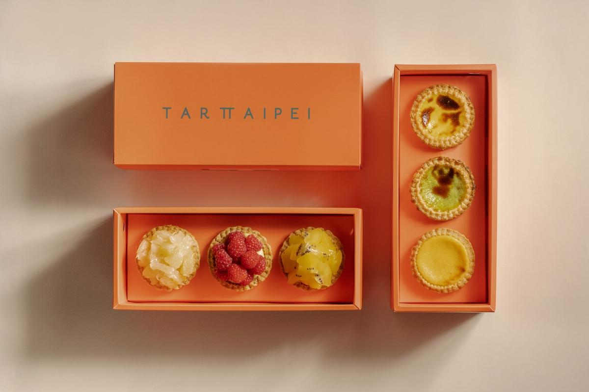 酥塔界精品「TART TAIPEI」快閃信義區!獨家口味「珍珠港式奶茶塔」港式奶茶+黑糖珍珠,珍奶控排隊也要吃