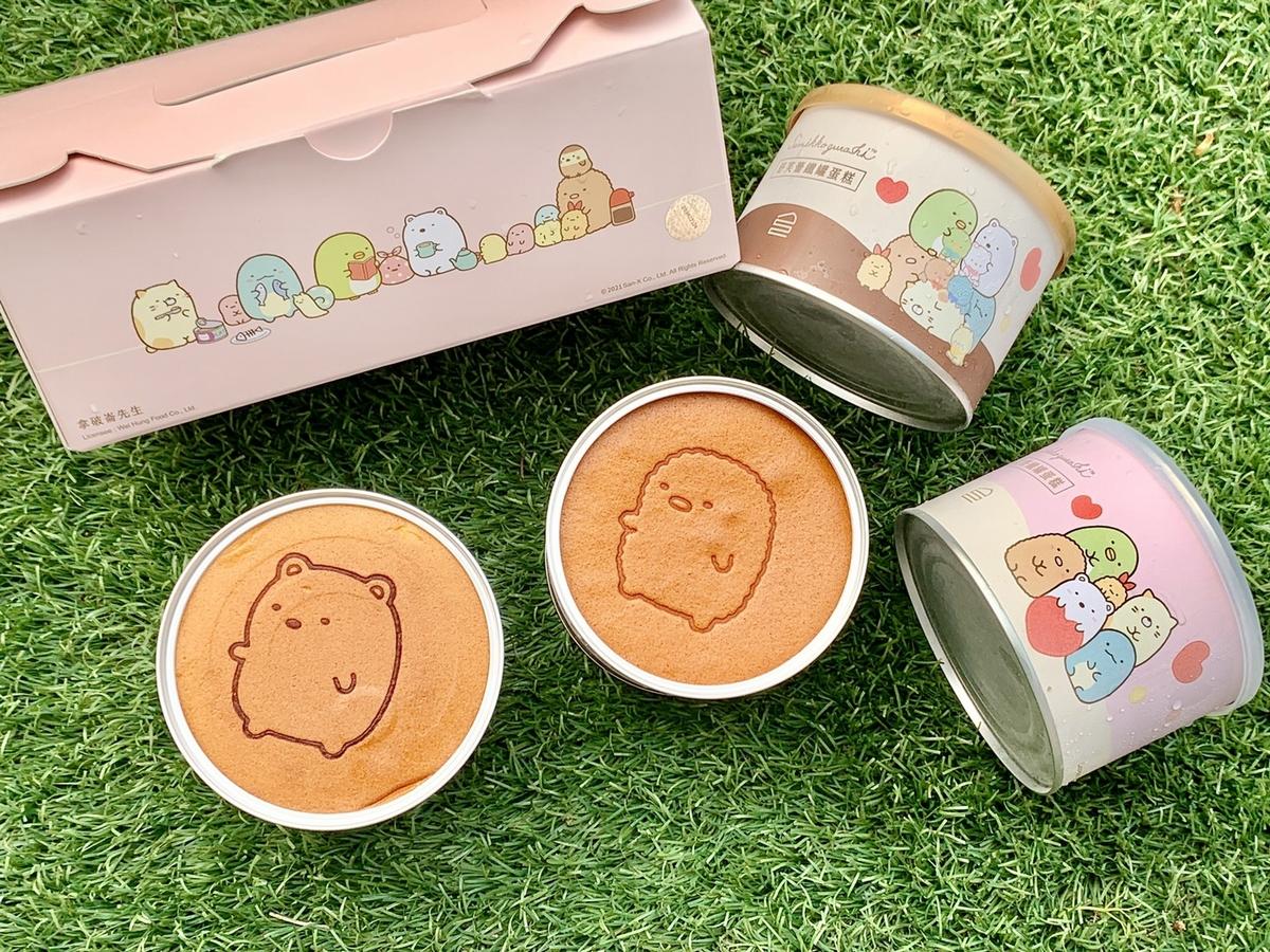 角落小夥伴變身舒芙蕾鐵罐蛋糕!聯名人氣甜點拿破崙先生「大湖草莓、繽紛棉花糖」2款夢幻口味,只賣到5/9
