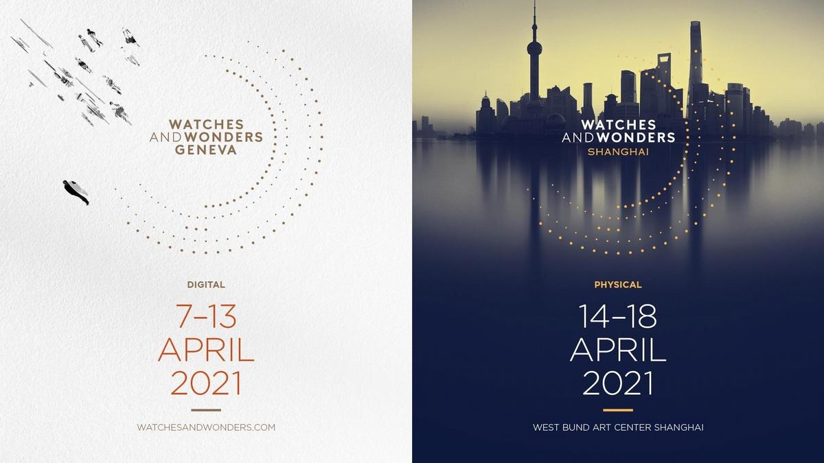 2021鐘錶與奇蹟 / Watches and Wonders Geneva 4月7日線上開展