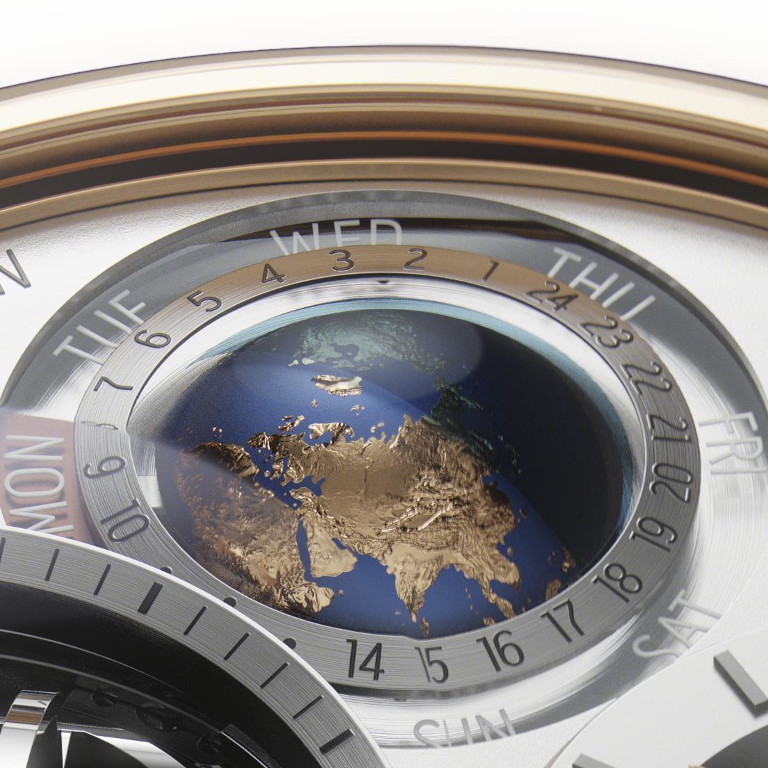 2021鐘錶與奇蹟 / 江詩丹頓Classic With A Twist「斜」讀百年 閣樓工匠探向宇宙