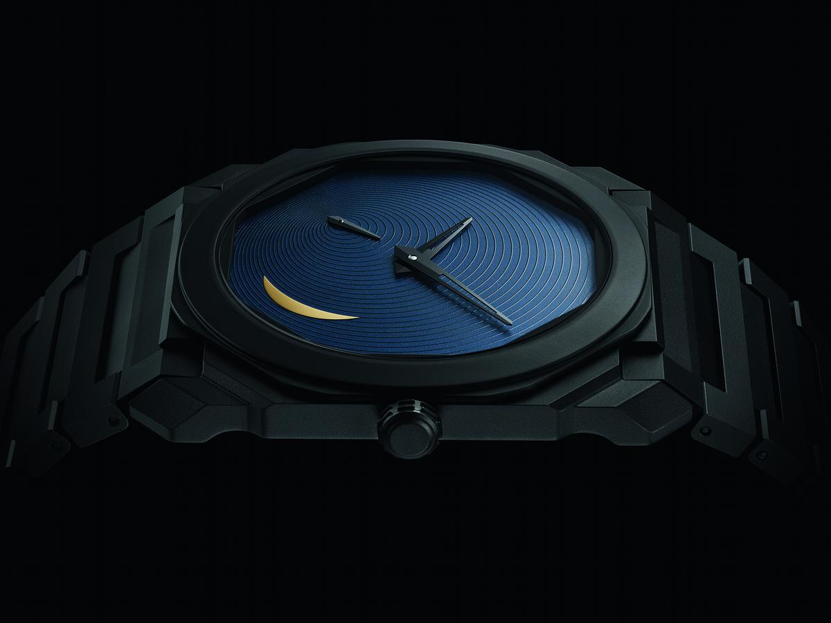 2021鐘錶與奇蹟 / 寶格麗Octo Finissimo超薄萬年曆七度破紀錄 安藤忠雄「三日月」加入超薄家族