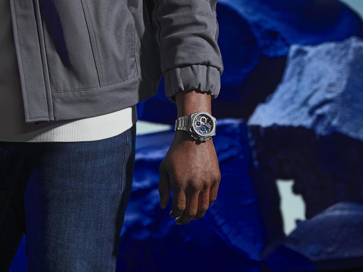 2021鐘錶與奇蹟 / 男人們的快拆錶帶 Zenith Defy Extreme肌感上陣
