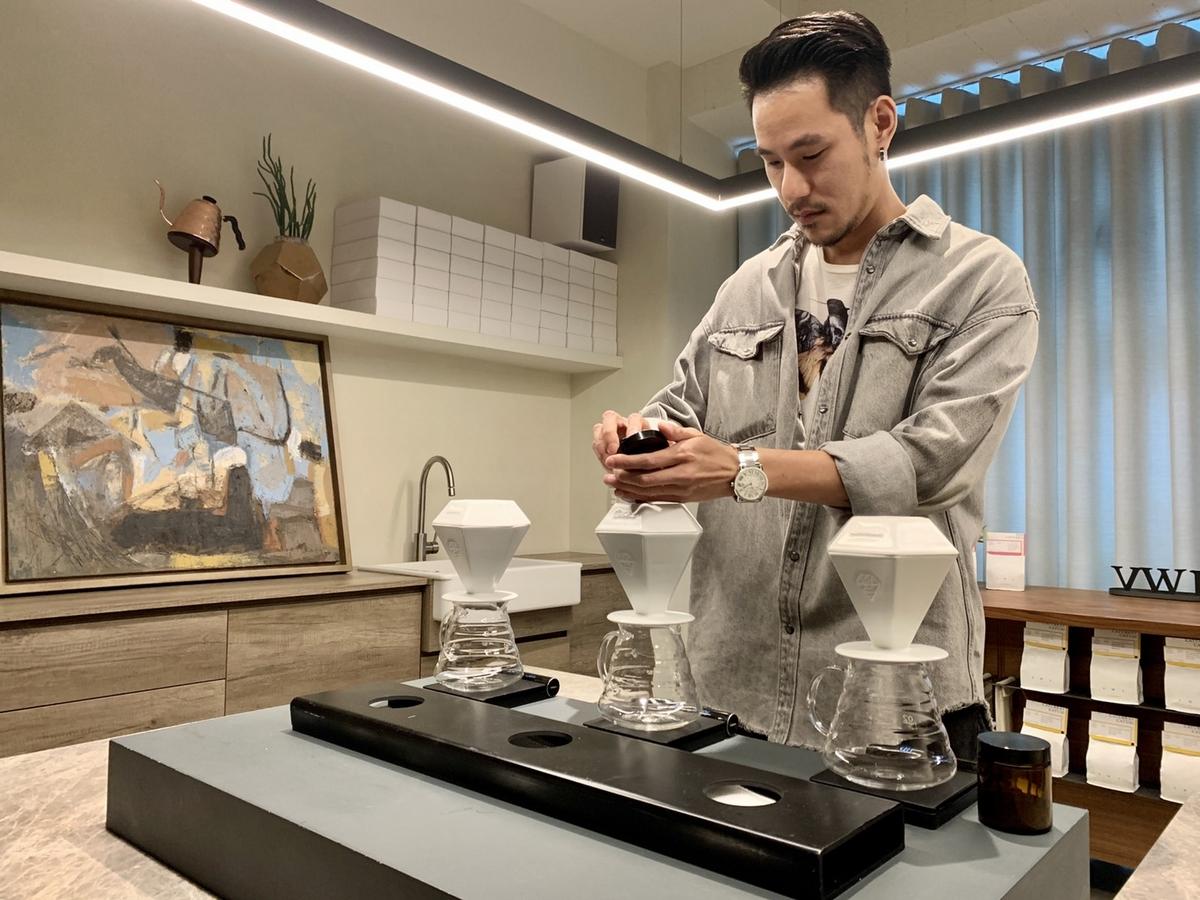 世界咖啡沖煮冠軍王策咖啡館「VWI by CHADWANG」3款夏日特調開賣!激推爆米花焦糖奶昔、梅酒咖啡調酒