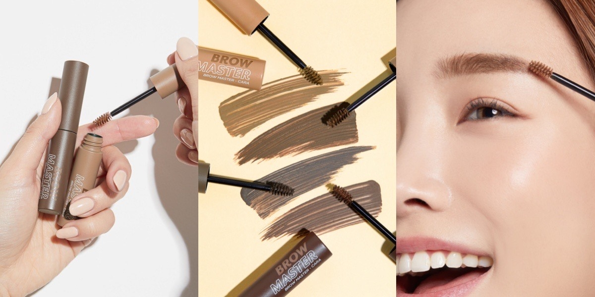 彩妝師公開最美日韓裸素顏關鍵,就是掌握決勝「底妝」+「眉妝」兩步驟