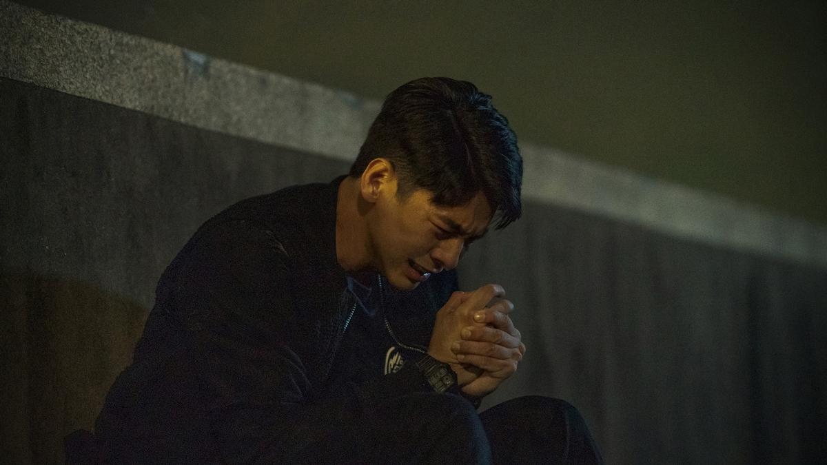 《火神的眼淚》打火弟兄的崩潰失意 韋禮安用歌聲來療癒