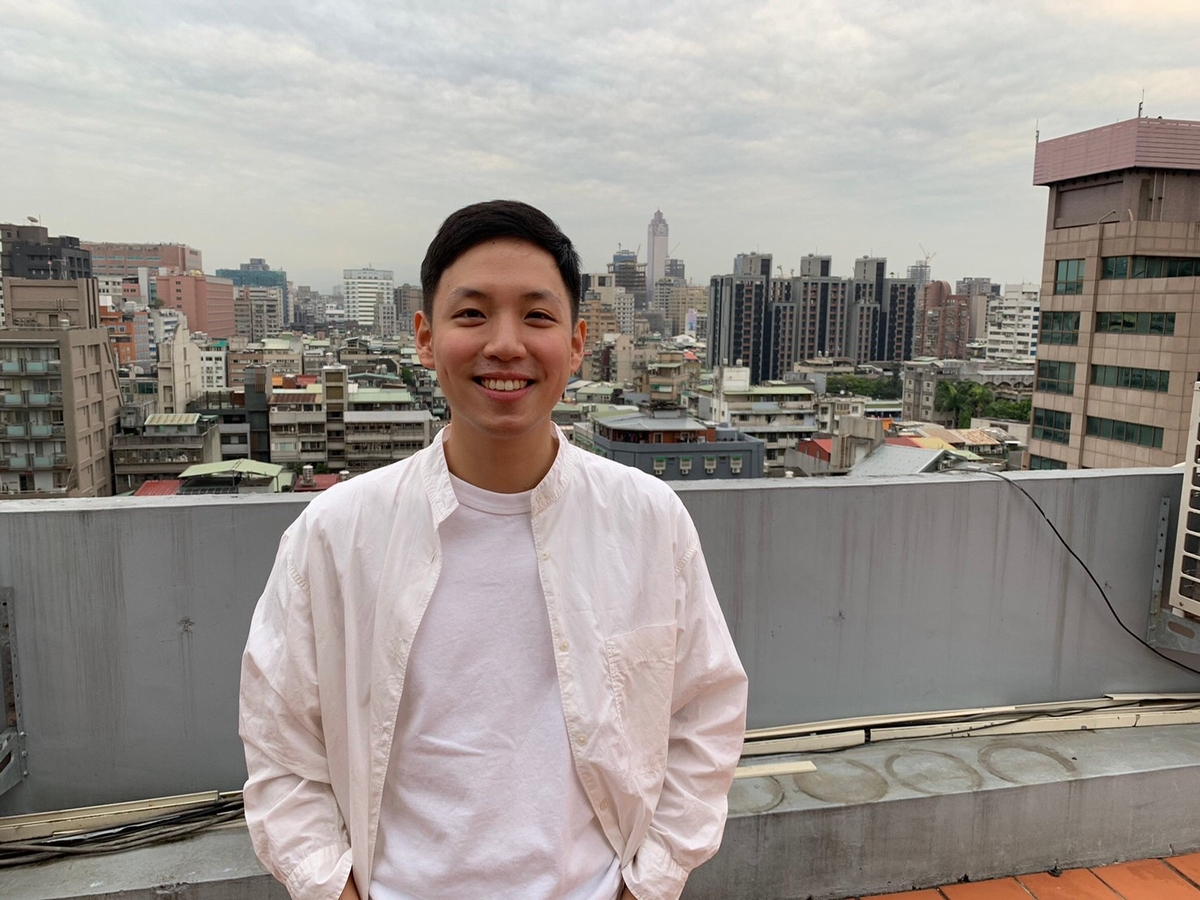 《植劇場2》新小Q報到!BL劇新秀盼合作學長劉冠廷