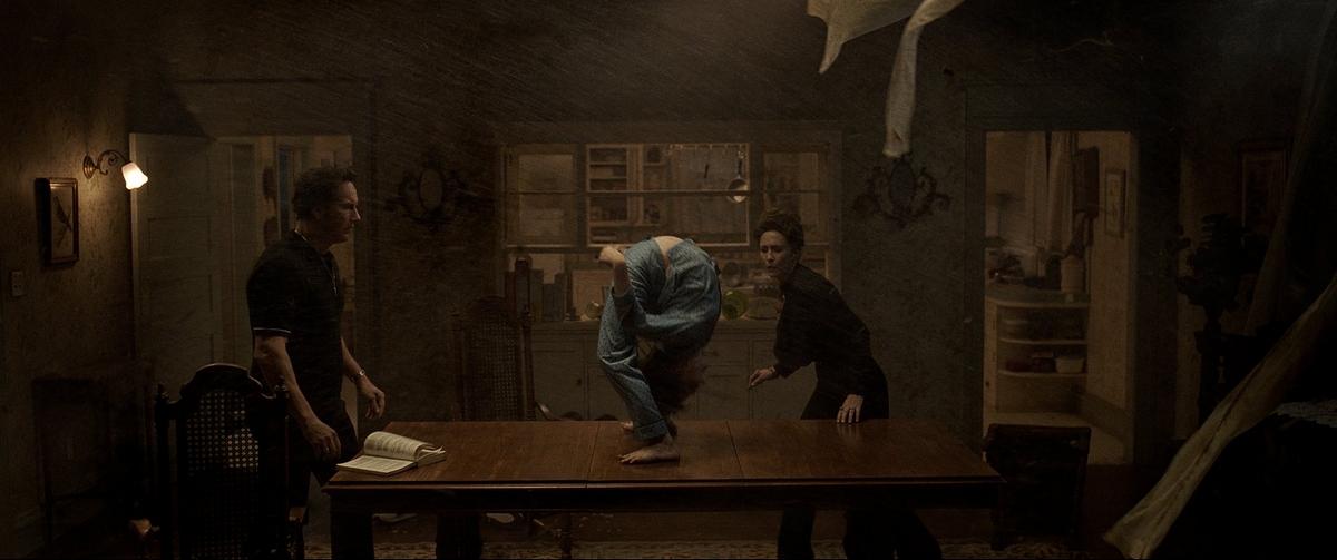 《厲陰宅3》惡魔附身預告出爐!華倫夫婦真實檔案驚駭之最