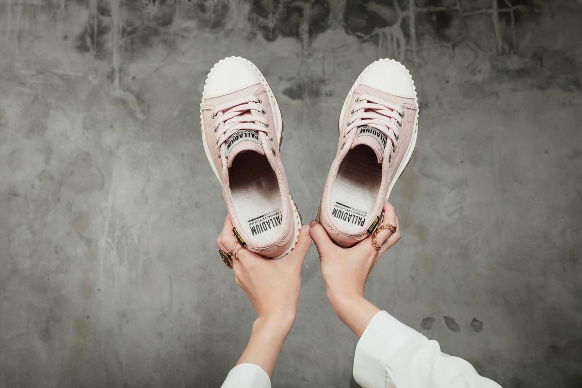 PALLADIUM巧克力鞋甜蜜回歸!「溫柔奶茶」「半糖拿鐵」打造暖甜系鞋櫃