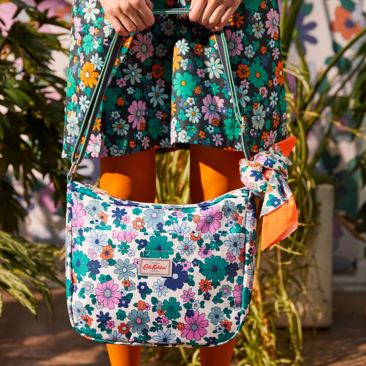 用印花妝點好心情!Cath Kidston打造春日浪漫花園