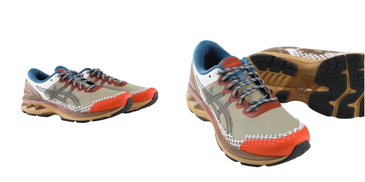 只想趕快入手!ASICS X Vivienne Westwood聯名鞋霸氣帥,開賣日期在這天