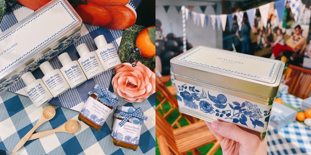 一秒感受英國果醬市集的酸甜鮮味!橘子、玫瑰、大黃、接骨木、黑莓,搭配限量鐵盒,巨 喜歡要全部帶回家!
