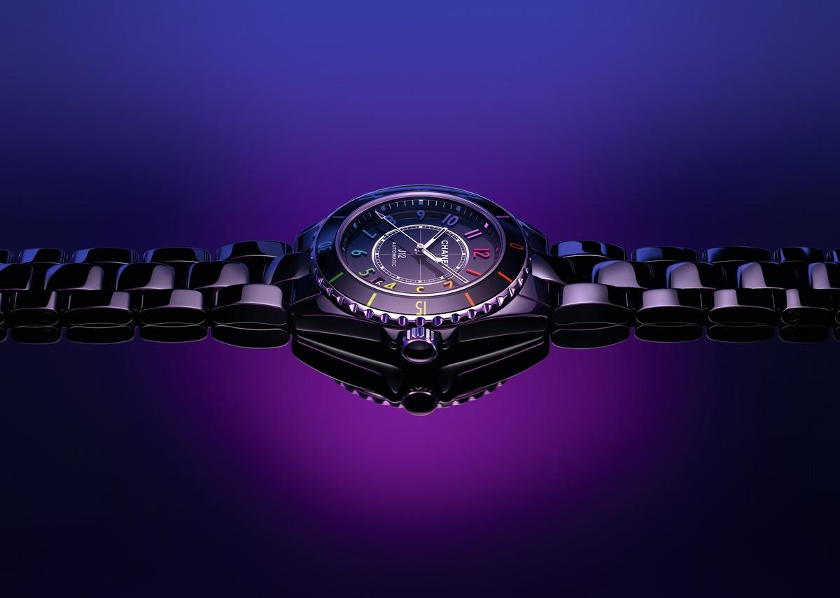 「小丑女」瑪格.羅比新任Chanel J12腕錶形象大使