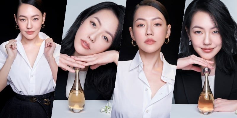 徐熙娣小 S 受邀加入,與國際女莉 莎莉賽隆、娜塔莉波曼、李冰冰 昂首分享#DiorChinUp 宣言 ,鼓勵女性勇敢蛻變!