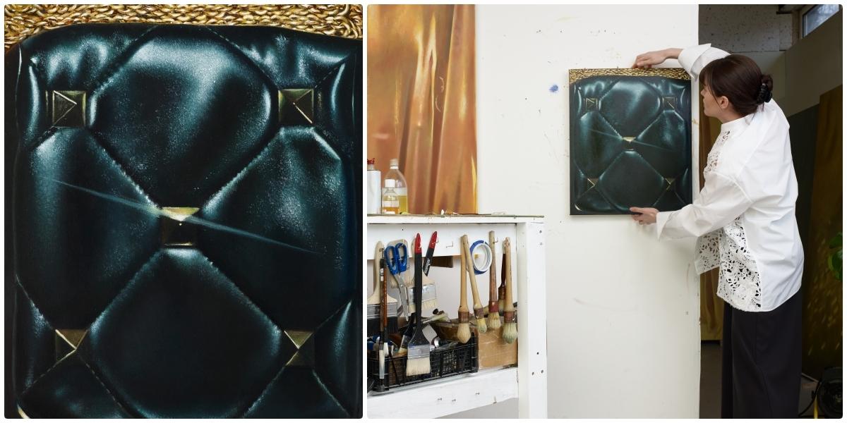 每一幅都超有特色!VALENTINO與5位藝術家詮釋創意之作,邀你走進畫中的夢想世界