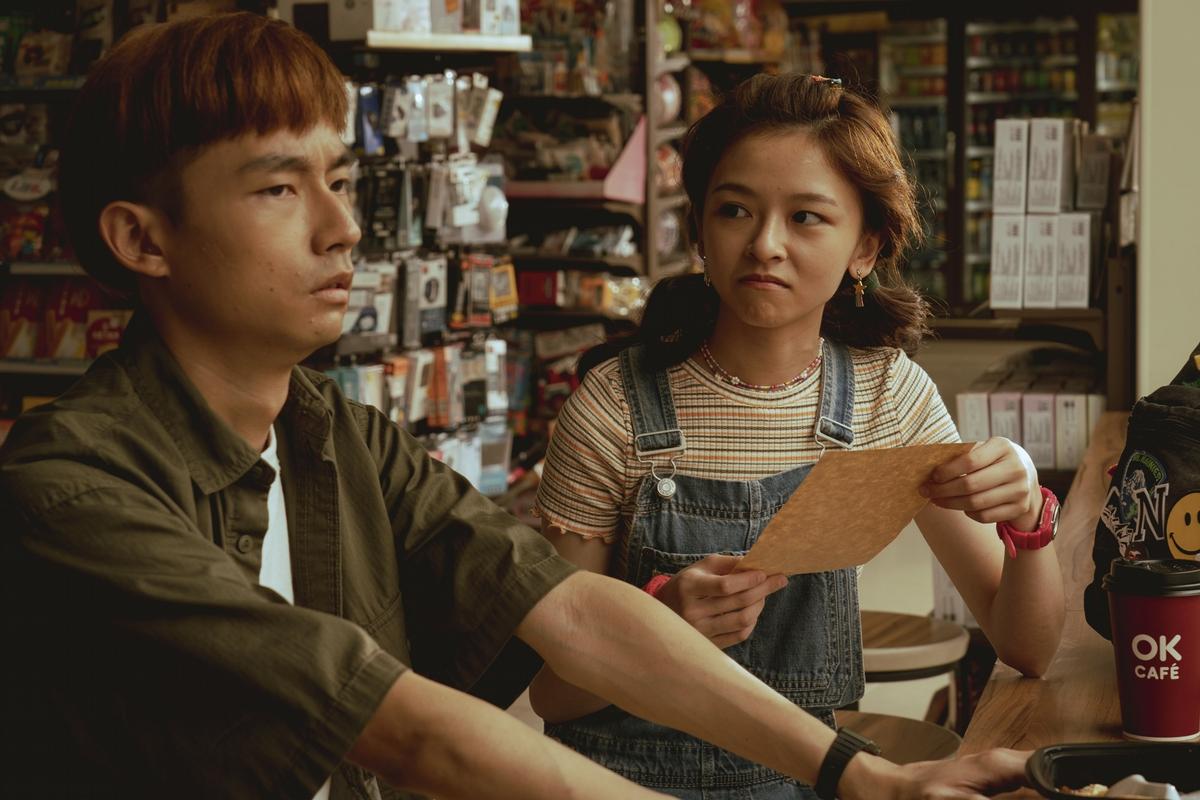 《紅衣小女孩》導演導進小螢幕!林鶴軒為戲跳水撞車哀嘆「錢難賺!」