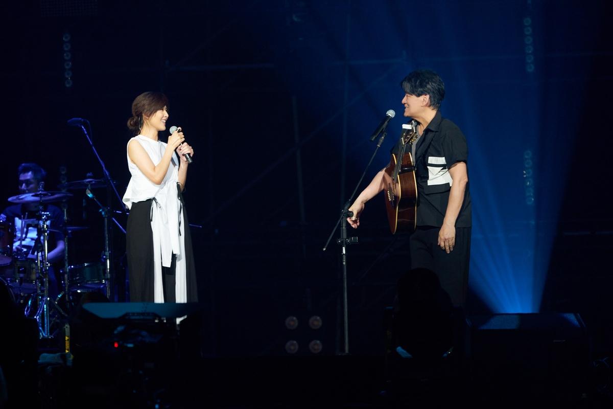 蘇慧倫合唱〈家後〉掀高潮!周華健稱她是「最重要的人」