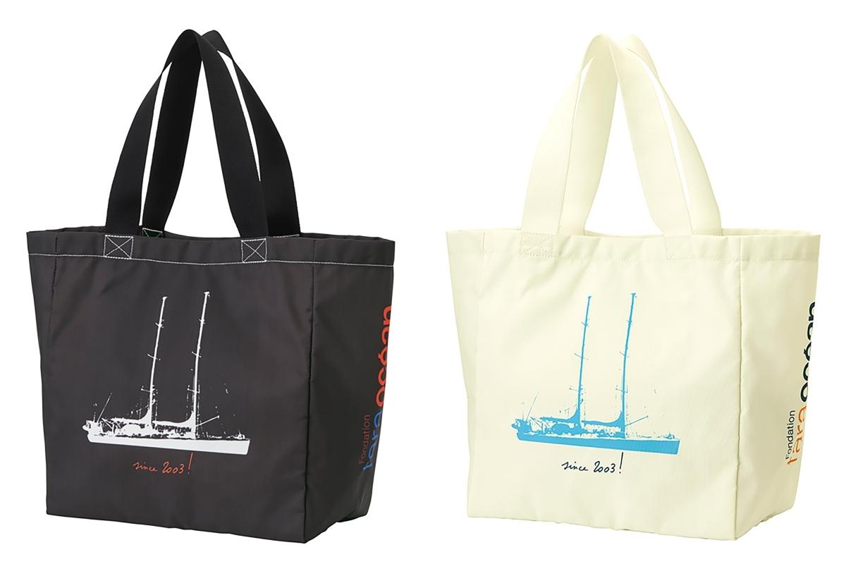 agnès b.推回收再製「環保袋」超時髦!邀你一同守護地球、為海洋盡份心力