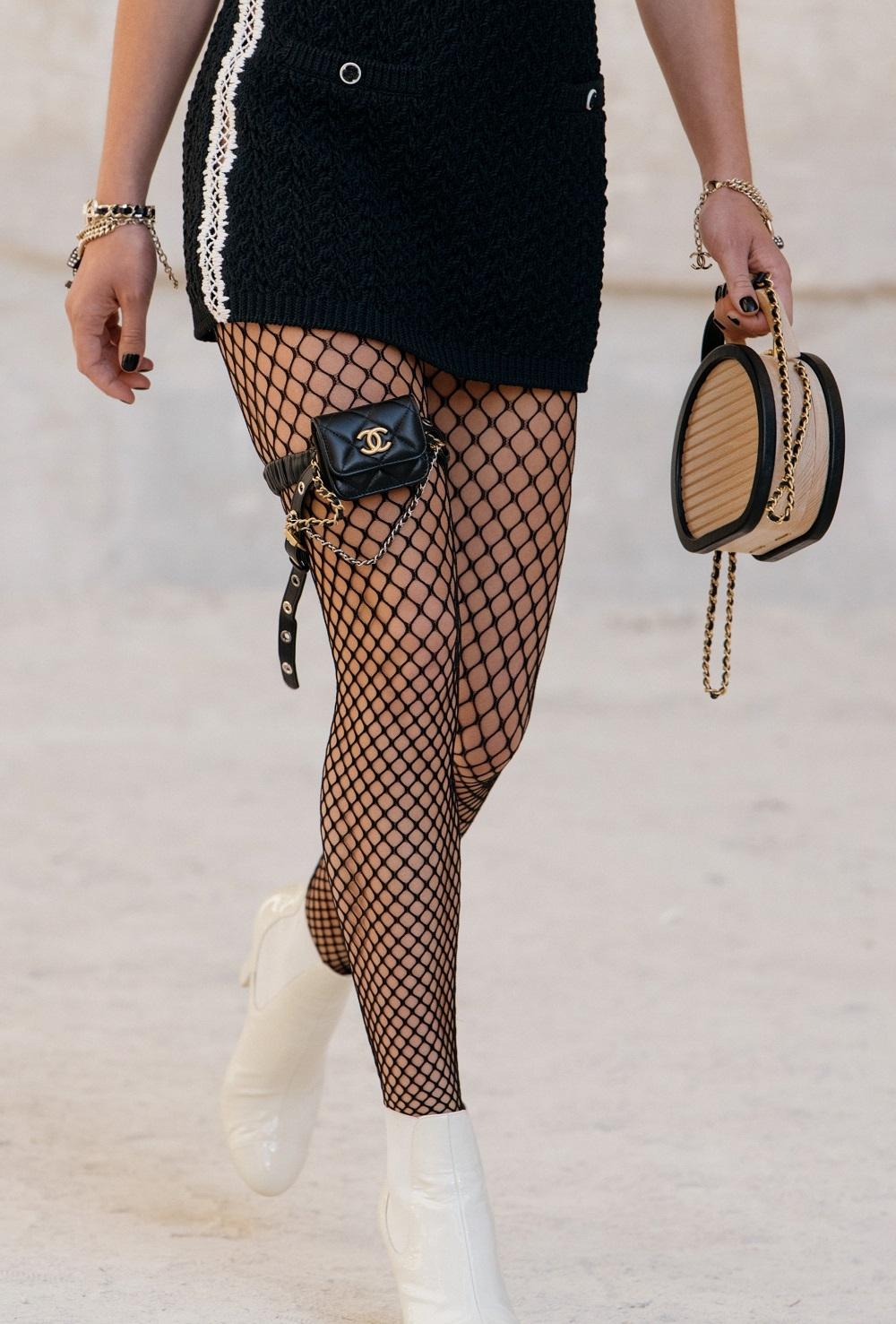 Chanel 2021/22 Cruise度假系列報導 優雅的搖滾變奏