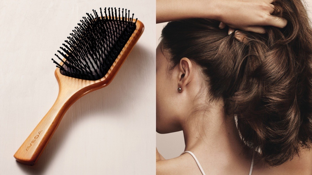 下雨的天氣讓頭髮變得不聽話,五個抗濕氣防毛躁的整髮技巧,讓妳輕鬆馴服不乖髮