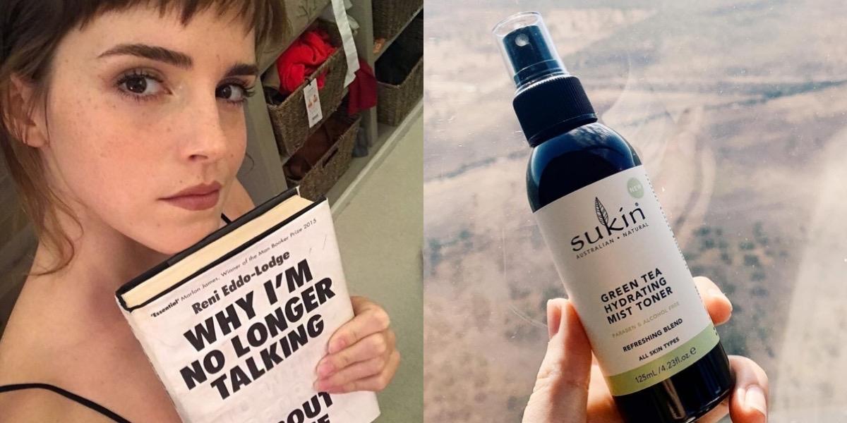 連艾瑪華森(Emma Watson)愛用的療癒噴霧,居家保濕、降溫、舒緩一瓶就搞定!