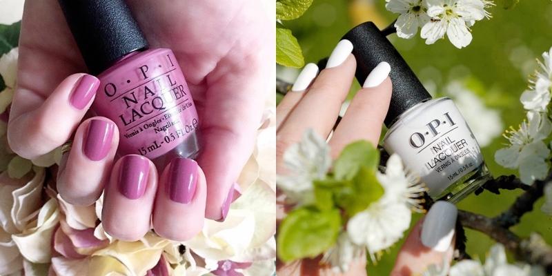OPI x 迷客夏 夏季桑葚莓果季特調指彩,WFH也能享受指尖上的色彩樂趣!