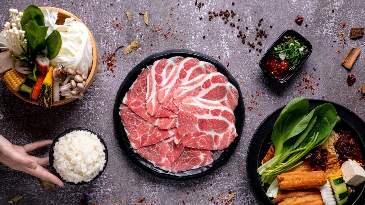 在家防疫也要吃火鍋!敝姓鍋、這一小鍋、肉多多個人鍋最低只要元99元!
