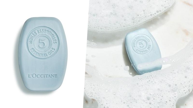 歐舒丹超人氣草本精華油系列 推出首款「洗髮皂」!味道超療癒、設計超順手拿,健康又環保!