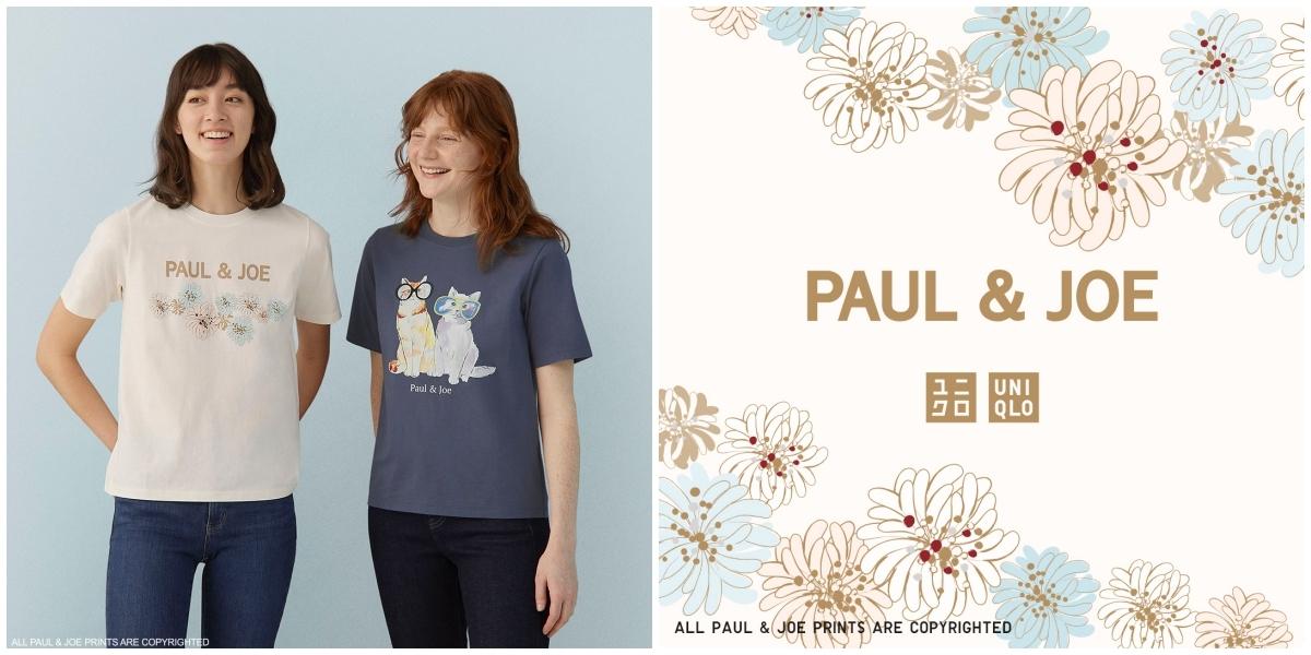 UNIQLO全新《咒術迴戰》、《PAUL & JOE》UT系列款款讓人想打包,開賣日期、售價一次整理